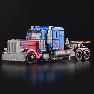 Transformers Mv6 Studio Series Voyager Optimus Prime Da Transformers 2 La Vendetta Del Caduto - 5