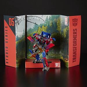 Transformers Mv6 Studio Series Voyager Optimus Prime Da Transformers 2 La Vendetta Del Caduto - 6