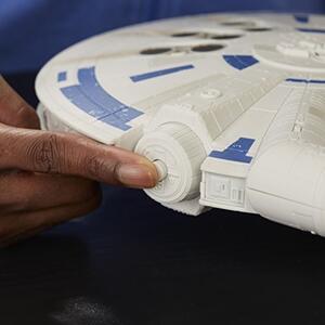 Star Wars 'Han Solo'  Millennium Falcon - 5