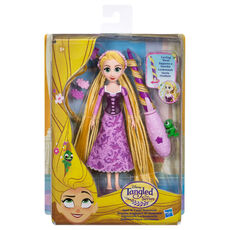 Giocattolo Principesse Disney. Tangled Story Doll Curl And Twirl Hasbro