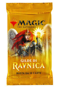 Magic Gilde di Ravnica Buste