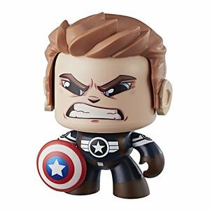 Marvel Mighty Muggs Ml Captain America - 3