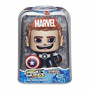 Marvel Mighty Muggs Ml Captain America - 5