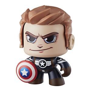 Marvel Mighty Muggs Ml Captain America - 7