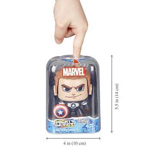 Marvel Mighty Muggs Ml Captain America - 9