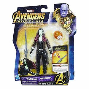 Avengers. Infinity War. Gamora Con Gemma Dell'infinito