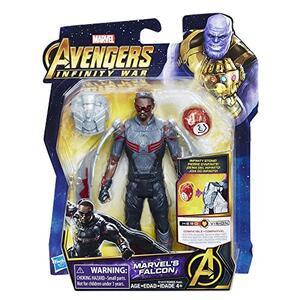 Avengers. Infinity War. Falcon Con Gemma Dell'infinito