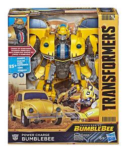 Transformers. Movie 6 Bumblebee Powercore