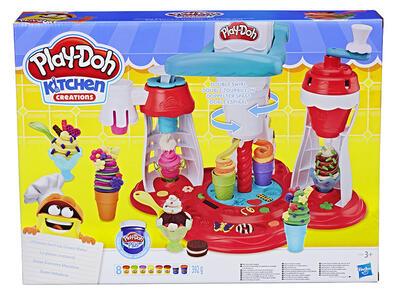 Play-Doh. La Fabbrica Dei Gelati