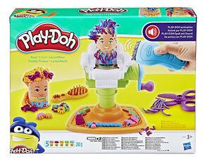 Giocattolo Play-Doh. Il Fantastico Barbiere Hasbro