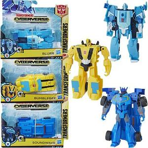 Transformers. Action Attacker One Step