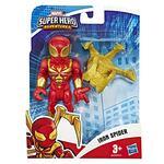 Super Hero Adventures  Mini Mighties 13 cm. Iron Spider