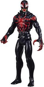 Spider-Man Venom Personaggio Titan Hero 30cm - Miles Morales