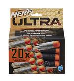 Nerf Ultra. Confezione da 20 dardi (ricarica compatibile soltanto con i blaster Nerf Ultra)