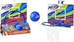 Nerf Sports Canestro con Palla Blu