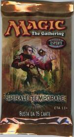WOTC Magic Spirale Temporale busta 15 carte (IT)