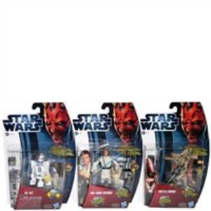 Star Wars Movie Heroes Figures - 3