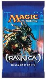 Wotc Magic Ritorno a Ravnica Busta 15 Carte (It)