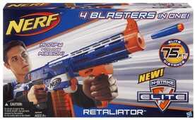 Giocattolo Nerf Nstrike Retaliator Elite Nerf