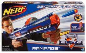 Giocattolo Nerf. Elite N-Strike Rampage Nerf