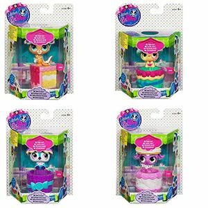 Littlest Pet Shop - Animaletto In Dolcetto - Blister 1 Pz