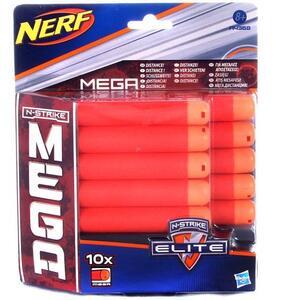 Nerf. Refill 10 dardi mega