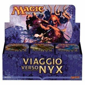 Magic. Viaggio Verso Nyx. Box 36 Buste Ed. Italiana