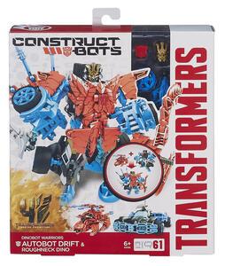 Transformers 4 - Construct-A-Bot - Warrior - 2