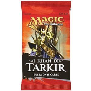 Busta carte Magic I Khan di Tarkir - 8