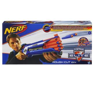 Nerf. N-Strike Elite. Rough Cut