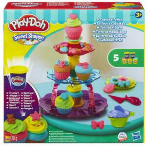 Play-Doh. La torre dei Cupcake - 3