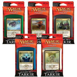 Magic I Khan di Tarkir Intro Pack - 2