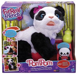 Giocattolo Peluche Panda Pom Pom Hasbro