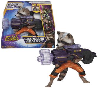 Giocattolo Guardians of the Galaxy. Rocket Raccoon Elettronico Hasbro 0