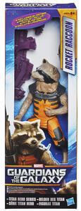 Guardians of the Galaxy. Rocket Raccoon Figure - 2