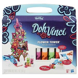 Dohvinci. Flower Tower - 3