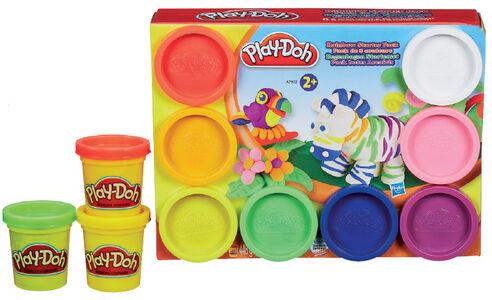 Giocattolo Playdoh Confezione Col. Arcobaleno Hasbro 0