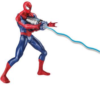 Spider-Man. Action Figure Spara Ragnatele