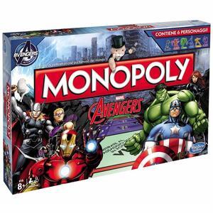 Monopoly. Avengers - 11