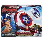 Giocattolo Avengers. Scudo Deluxe Capitan America Hasbro