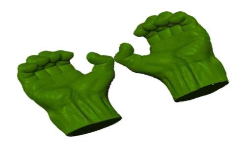 Avengers. Pugni Hulk