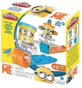 Minions. Stamp & Roll