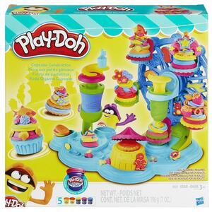 Play-Doh. Cupcake Carnival - 9