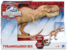 Giocattolo Figure Jurassic World T-Rex Giants Hasbro