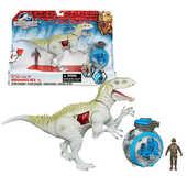 Giocattolo Jurassic World: Indominus Rex Vs Giroesfera Hasbro