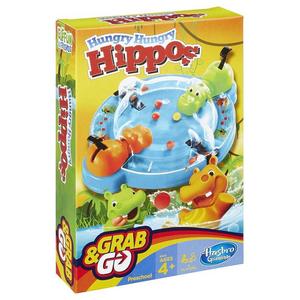 Giocattolo Mangia Ippo Travel. Edizione da Viaggio Hasbro 0