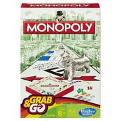 Monopoly Travel. Edizione da Viaggio