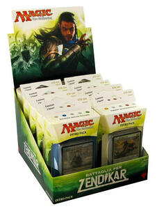 Magic Battaglia per Zendikar Intro Pack - 3