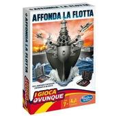 Affonda la Flotta. Battaglia Navale Edizione da Viaggio
