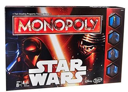 Monopoly. Star Wars - 2